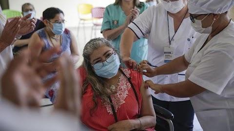 Creció del 50 al 70% la disposición de la población a vacunarse contra el coronavirus en Argentina