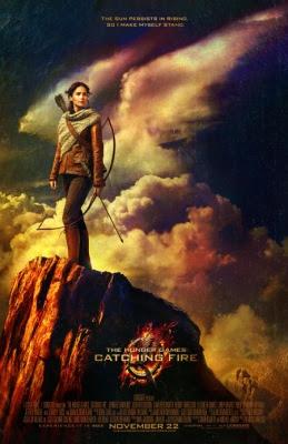 飢餓遊戲2:星火燎原 (The Hunger Games: Catching Fire) poster