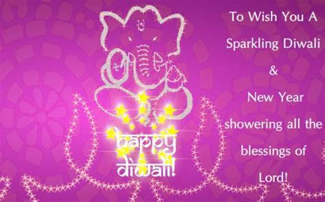 Sparkling Hindu New Year! Free Hindu New Year eCards