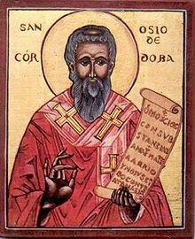 Saint Osius de Cordoue (4ème s.)