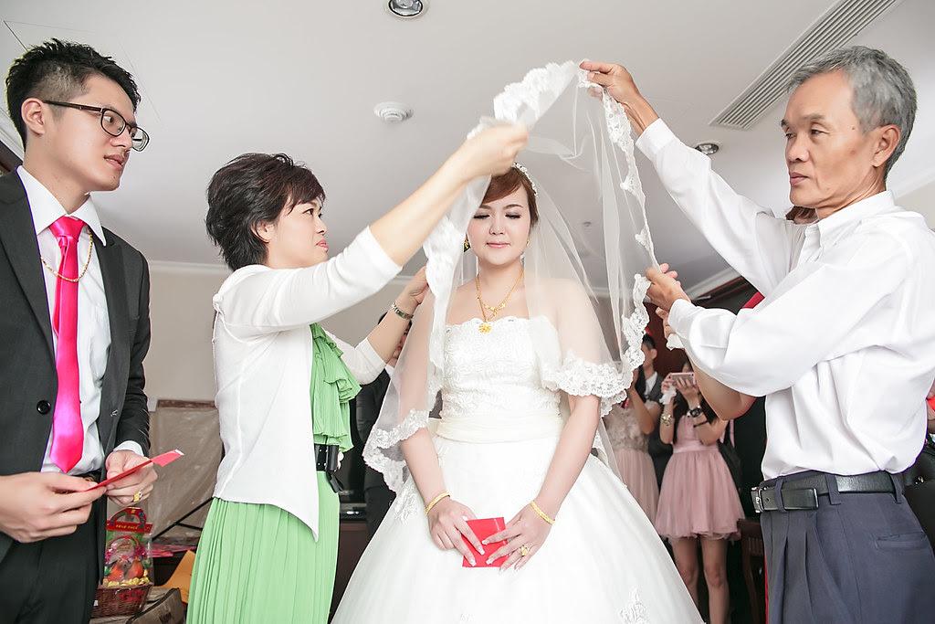 學誠&尹宣 浪漫婚宴 (26)