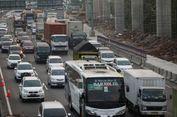 'Long Weekend', Tol Jakarta-Cikampek Terpantau Padat