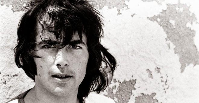 Un retrato de Joan Manuel Serrat de 1975.