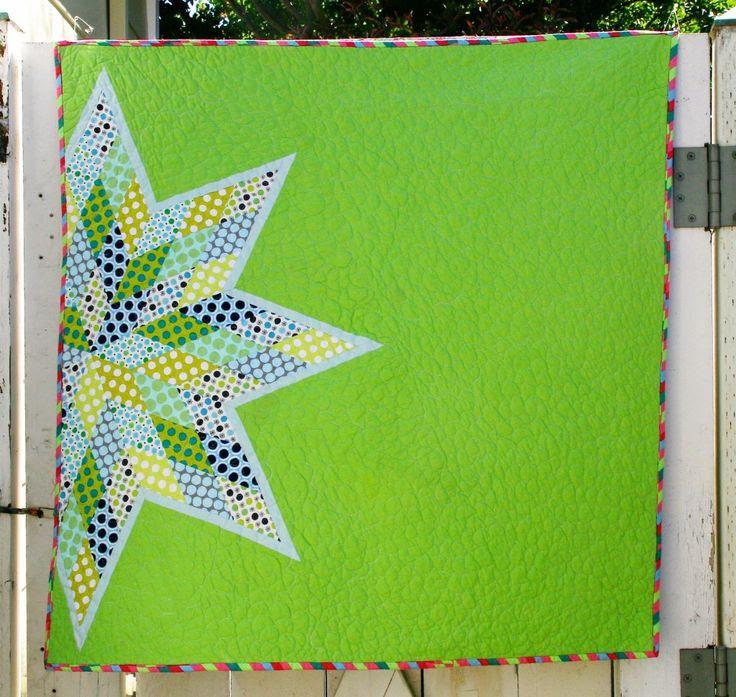 Lone Star quilt design