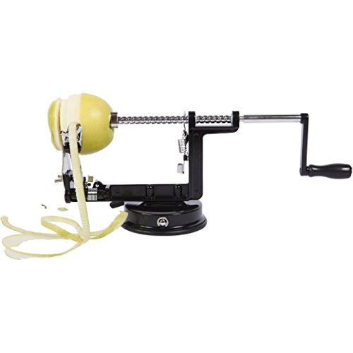 Precision Kitchenware - Stainless Steel Apple Peeler Corer and Slicer