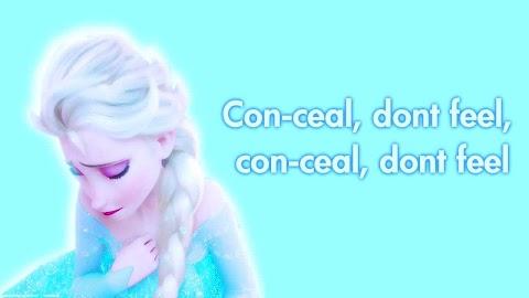 Do You Want To Build A Snowman Lyrics Youtube