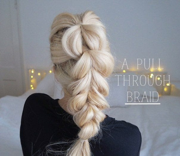 10 Amazing Cool Braids for Long  Thick  Hair  2019 2019