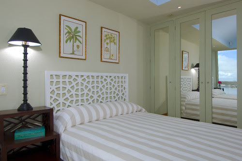 Design Solutions Feel larger ~ Small Bedroom