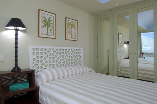 Jerry Jacobs Design: Interior Design San Francisco Bay Area tropical bedroom
