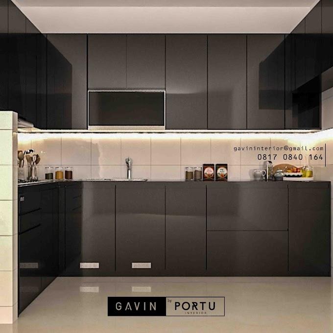 Bentuk Dapur Leter L   Ide Rumah Minimalis