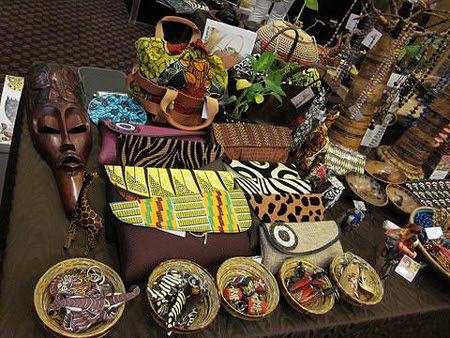 アフリカへの支援,アフリカンハンズ,アフリカの子供たちへ,アフリカの女性支援,ティンガティンガ,アフリカアート ティンガティンガ,松菱,デパート
