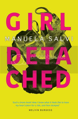 Girl Detatched by Manuela Salvi