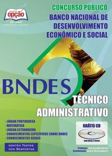 BNDES-TÉCNICO ADMINISTRATIVO