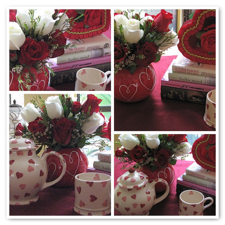 Mosaic Valentine's Day Tea