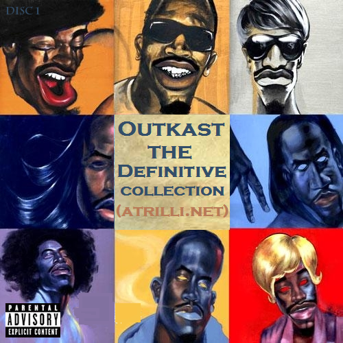 outkast the definitive collection disc 1