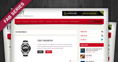 Ebuy Free WP Theme