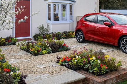Front Gardens Design Inspiration Rhs Gardening