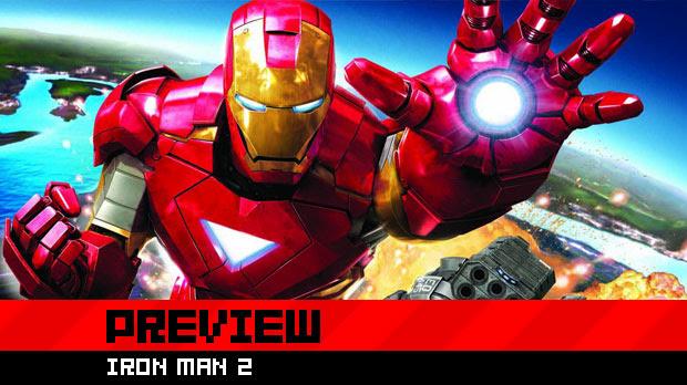 Preview: Iron Man 2 dev promises to improve on original screenshot