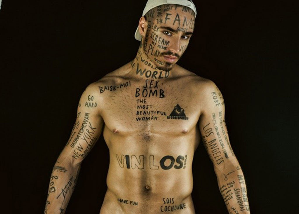 No Para De Tatuarse La Cara Para Ser El Hombre Más Famoso Del Mundo