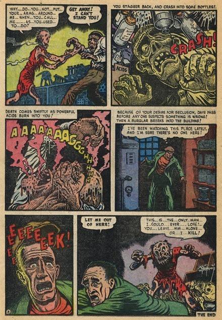 Basil Wolverton Robot Woman Weird Mysteries 002 5_cr
