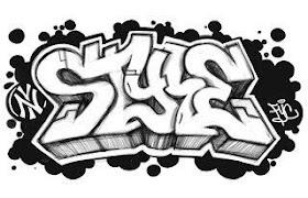 Monster Graffiti Keren