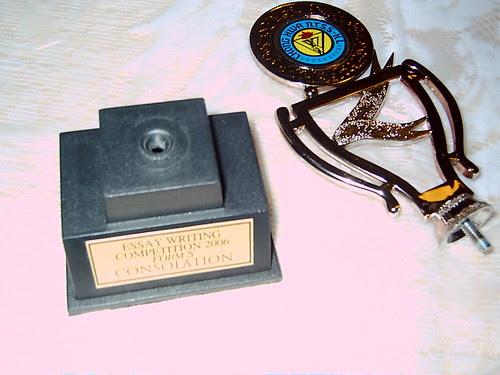 Dismantle trophy