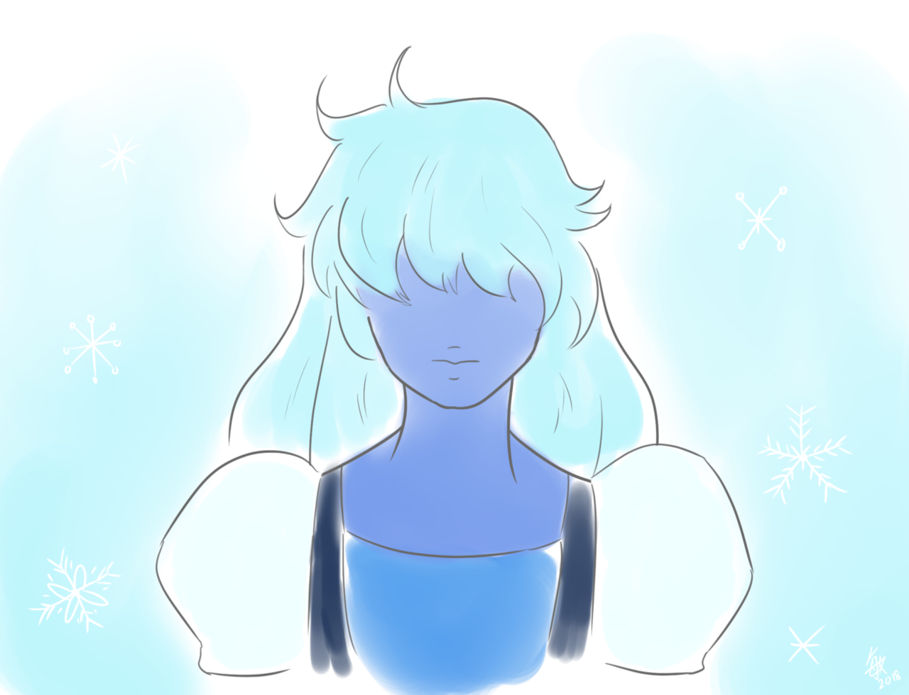 SU One-Hour Drawing Game - Snow