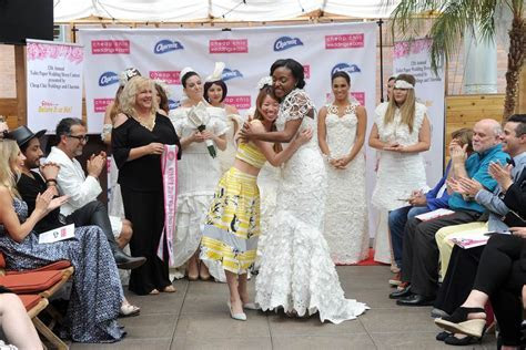 On a Roll: Meet the Winner of the Toilet Paper Wedding