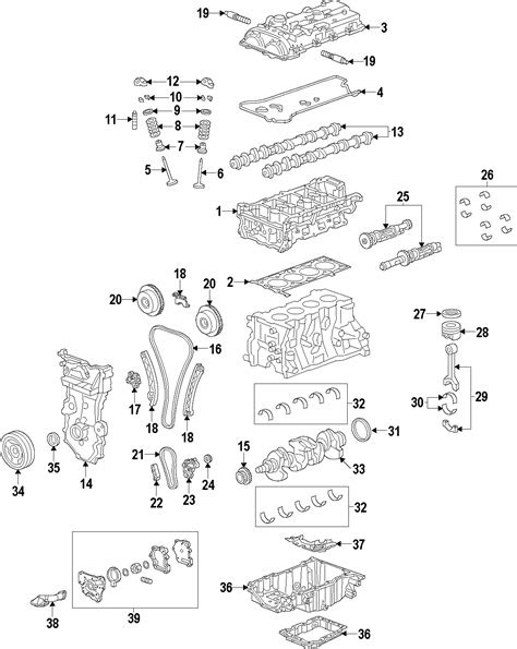 Chevrolet Impala Engine Variable Valve Timing (VVT
