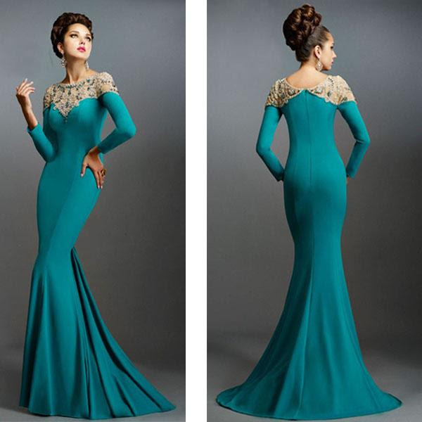 Evening dresses for hire