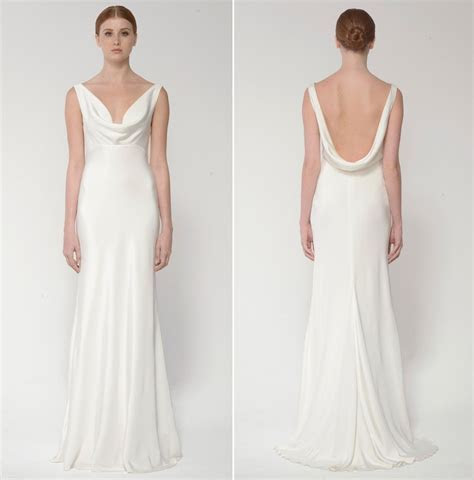Monique Lhuillier's Bliss Collection at Paperswan Bride