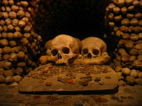 Kutna Hora Bone Church, Prague