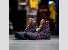 "Nike LeBron 15 ""New Heights''   Basketball   MEN   SHOES"