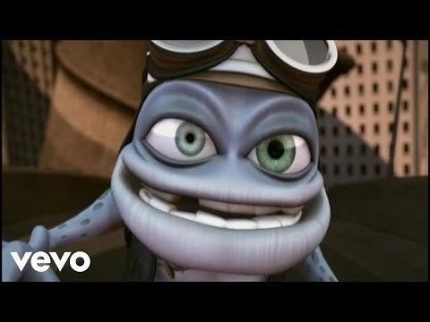 Liked on YouTube: Crazy Frog - Axel F https://youtu.be/k85mRPqvMbE https://goo.gl/jgxGCx