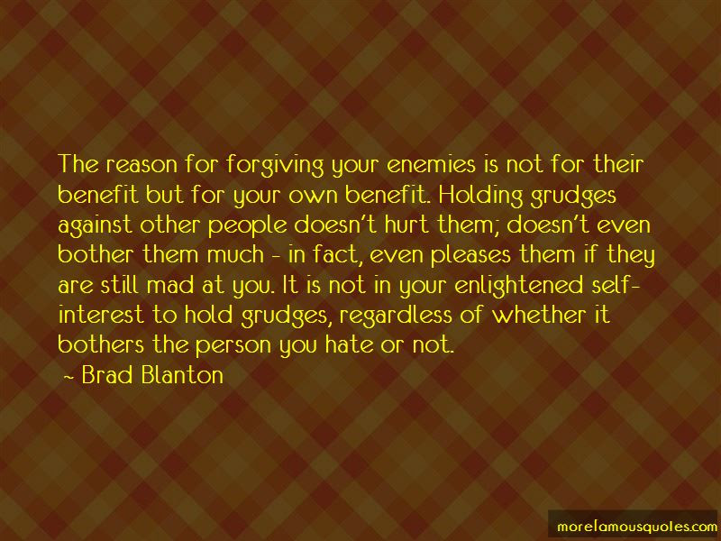 Quotes About Holding Grudges Top 14 Holding Grudges Quotes From