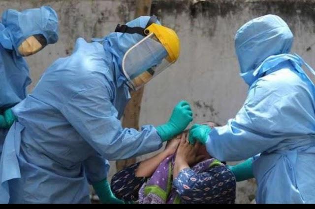 8 लाख से नीचे आए कोरोना वायरस के एक्टिव मामले, 24 घंटे में 70816 लोग हुए ठीक