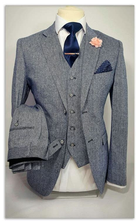 grey tweed suit ideas  pinterest grey tweed