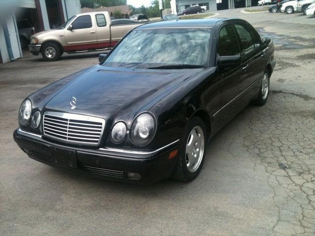 1997 Mercedes-Benz E-Class E420 for Sale in Conway ...