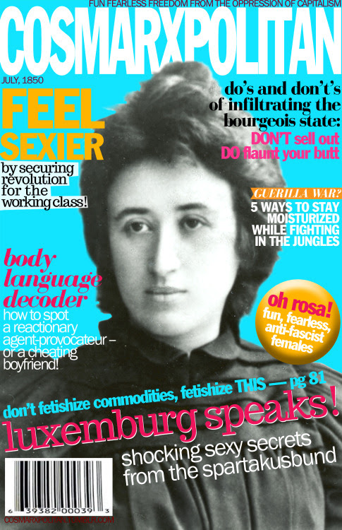 Cosmarxpolitan, Issue 13 Don't fetishize commodities, fetishize THIS — pg 81