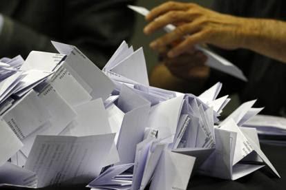 Brexit, la conta dei voti
