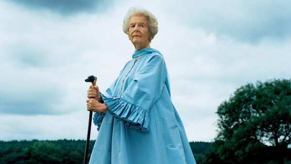 The Duchess of Devonshire, photographed in 2010 by Emma Hardy