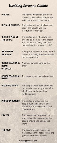 38 Best Wedding Sermon images   Wedding sermon, Christian