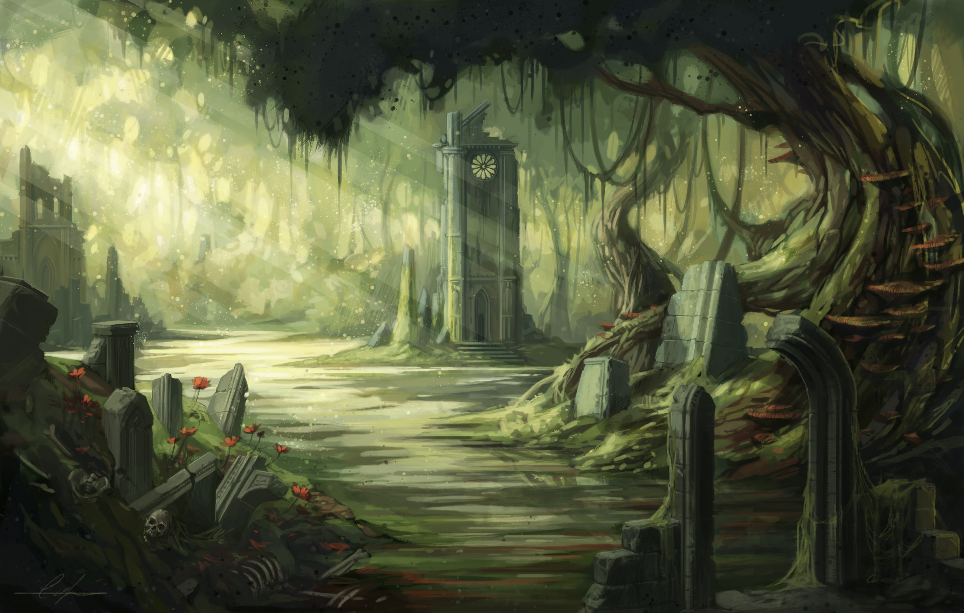 http://fc01.deviantart.net/fs71/f/2010/308/d/2/swamp_ruins_by_snaketoast-d32675n.jpg