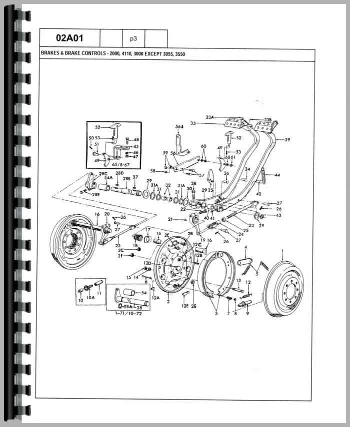 2310 Ford Tractor Wiring Harness Diagram Wiring Diagram Workstation Workstation Pasticceriagele It