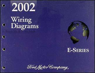 2002 Ford Econoline E150 E250 E350 Van Wiring Diagram | eBay