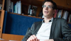 Bas Eickhout, eurodiputado verde de Países Bajos.