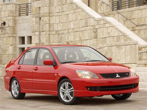 Mitsubishi Lancer Ralliart (2006)