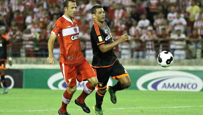 CRB x Sport Copa do Nordeste (Foto: Aldo Carneiro / Pernambuco Press)