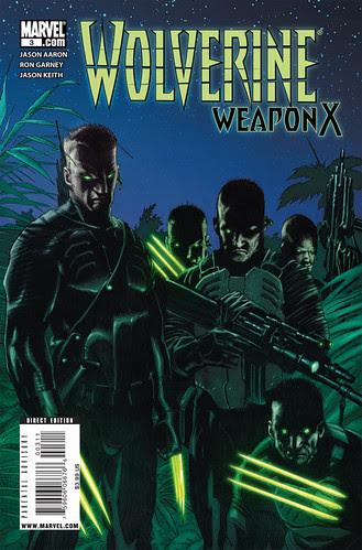 WOLVERINE: WEAPON X #3