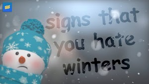 I hate Winters